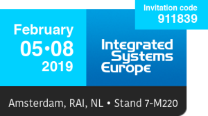 Banner ISE 2019