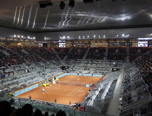 Magic Box – Tennis Stadium