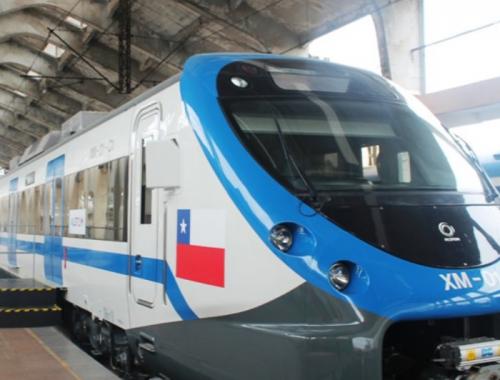 Tren Rancagua-Santiago