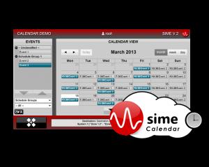 SIME Calendar