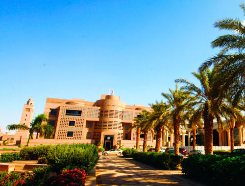 King Abdulaziz University LDA Audio Tech