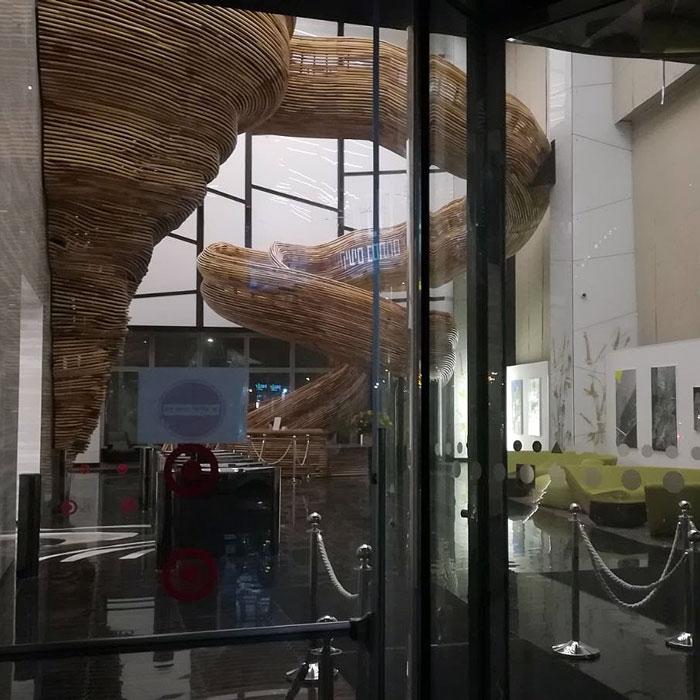 LDA Torre Atrium Israel