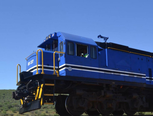 LDA Audio Tech in Botswana Railways