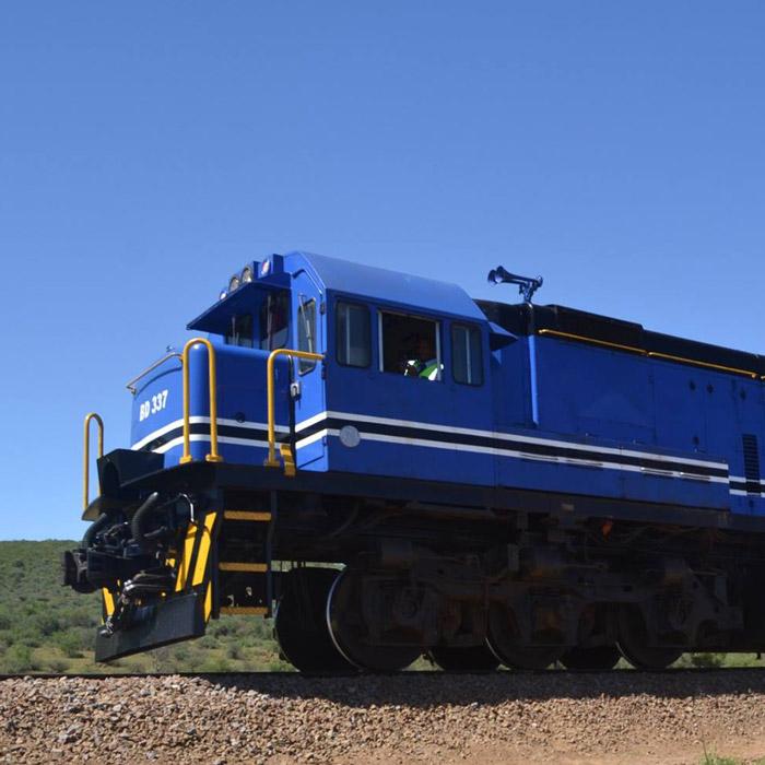 LDA Audio Tech in Botswana Railways