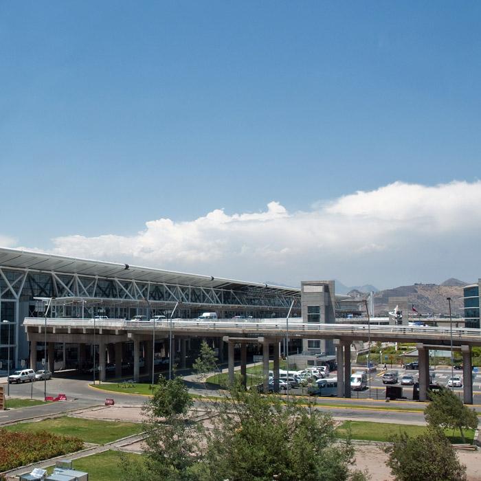 Santiago Chile Airport LDA