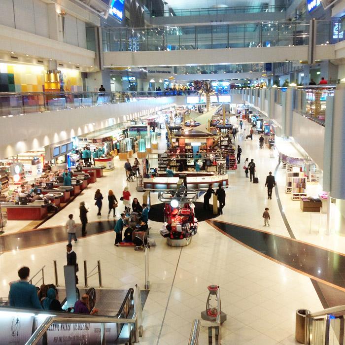 Dubai Airport LDA