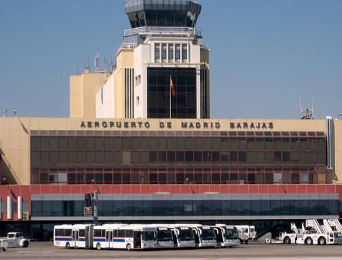 Adolfo Suárez Madrid-Barajas Airport