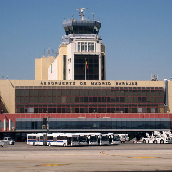 Barajas Airport LDA systems