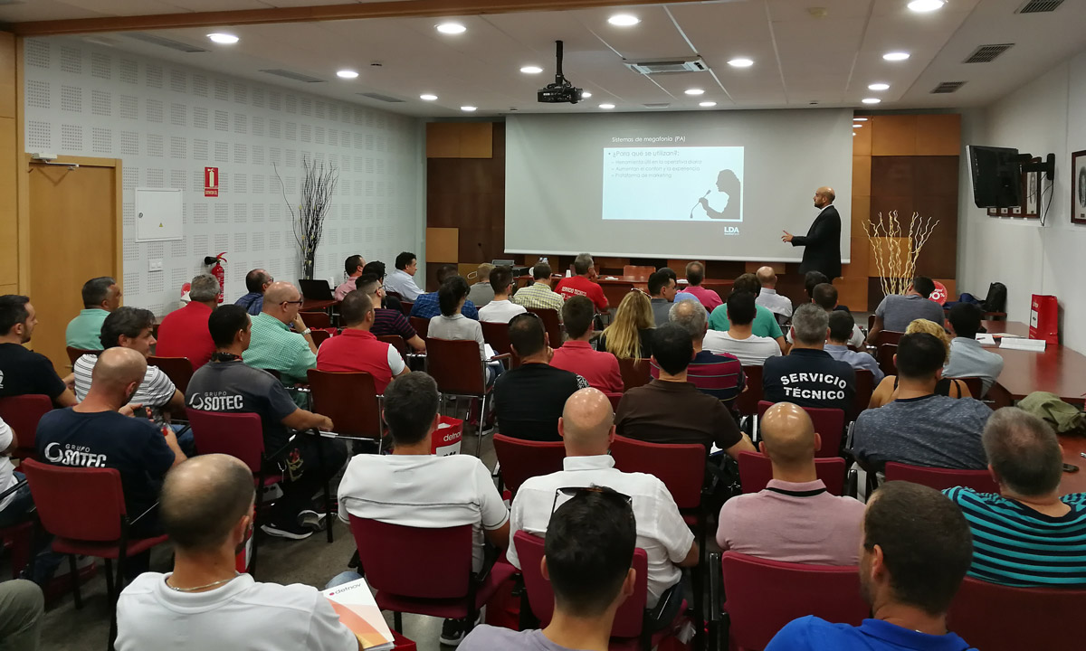 Workshop de LDA en Canarias