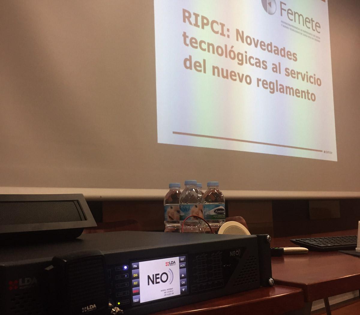 Workshop LDA RIPCI