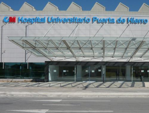 Hospital Puerta de Hierro LDA Audio Tech