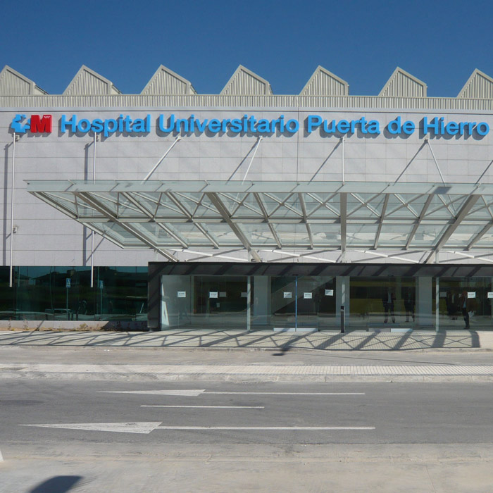 Hospital Puerta de Hierro LDA Audio Tech