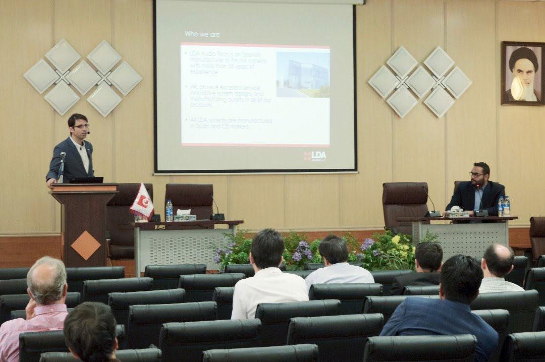 LDA Seminar Iran