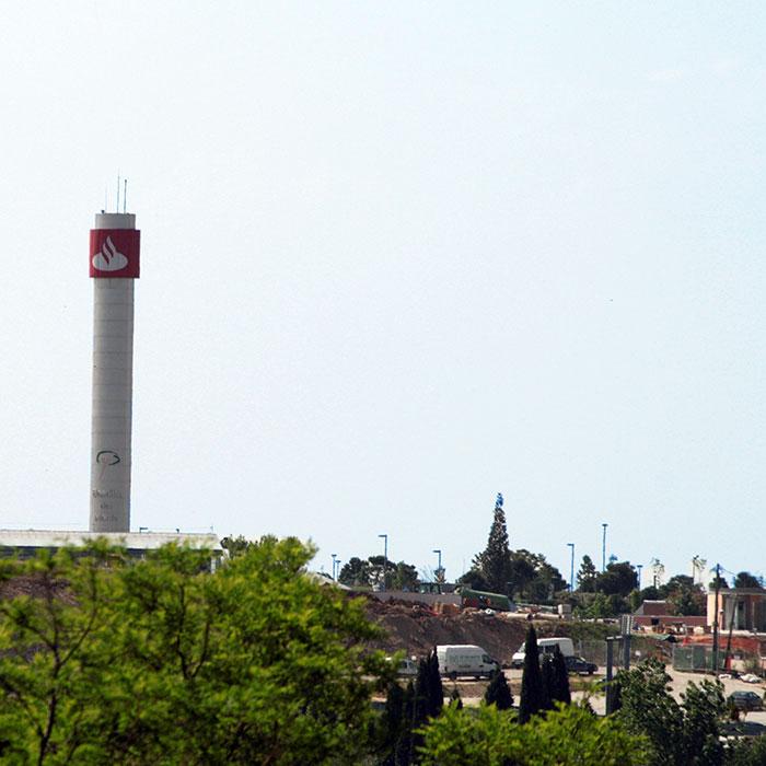Ciudad Financiera Grupo Santander