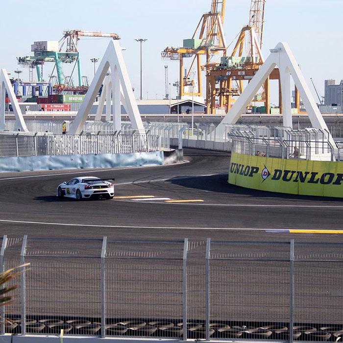 Circuito F-1 de Valencia