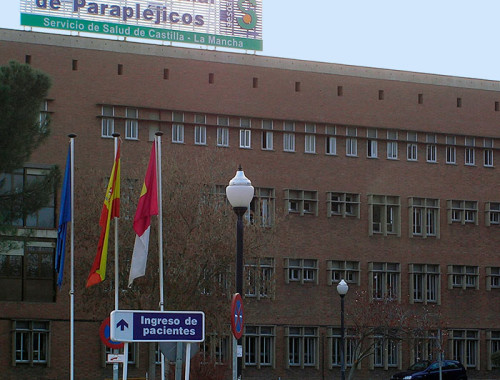 National Paraplegic Hospital