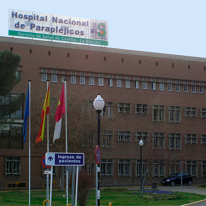 National Paraplegic Hospital