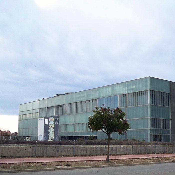 Palacio de Congresos de Albecete