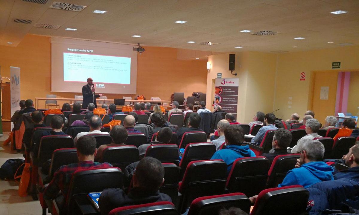 LDA Audio Tech RIPCI training