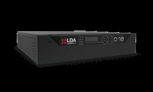 LDA ONE PA/VA system EN 54-16