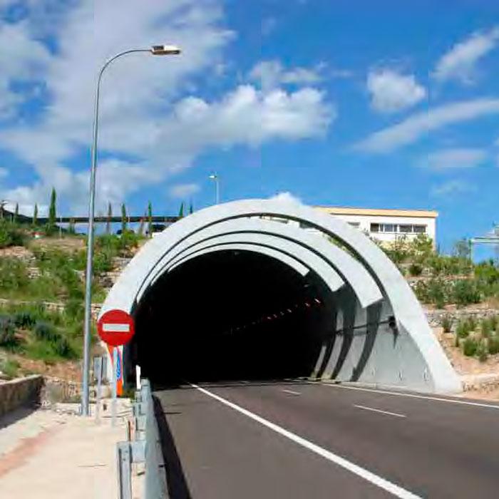 LDA Audio Tech tunnels pa/va
