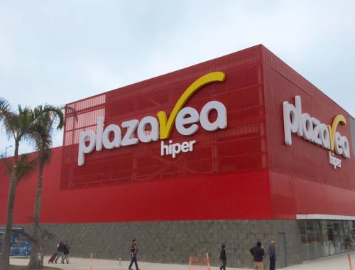 Plaza Vea Sucre