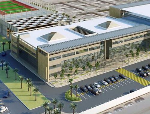 Escuela Internacional Norteamericana de Jeddah