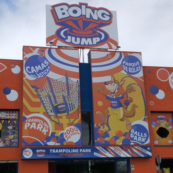 Boing Jump Málaga