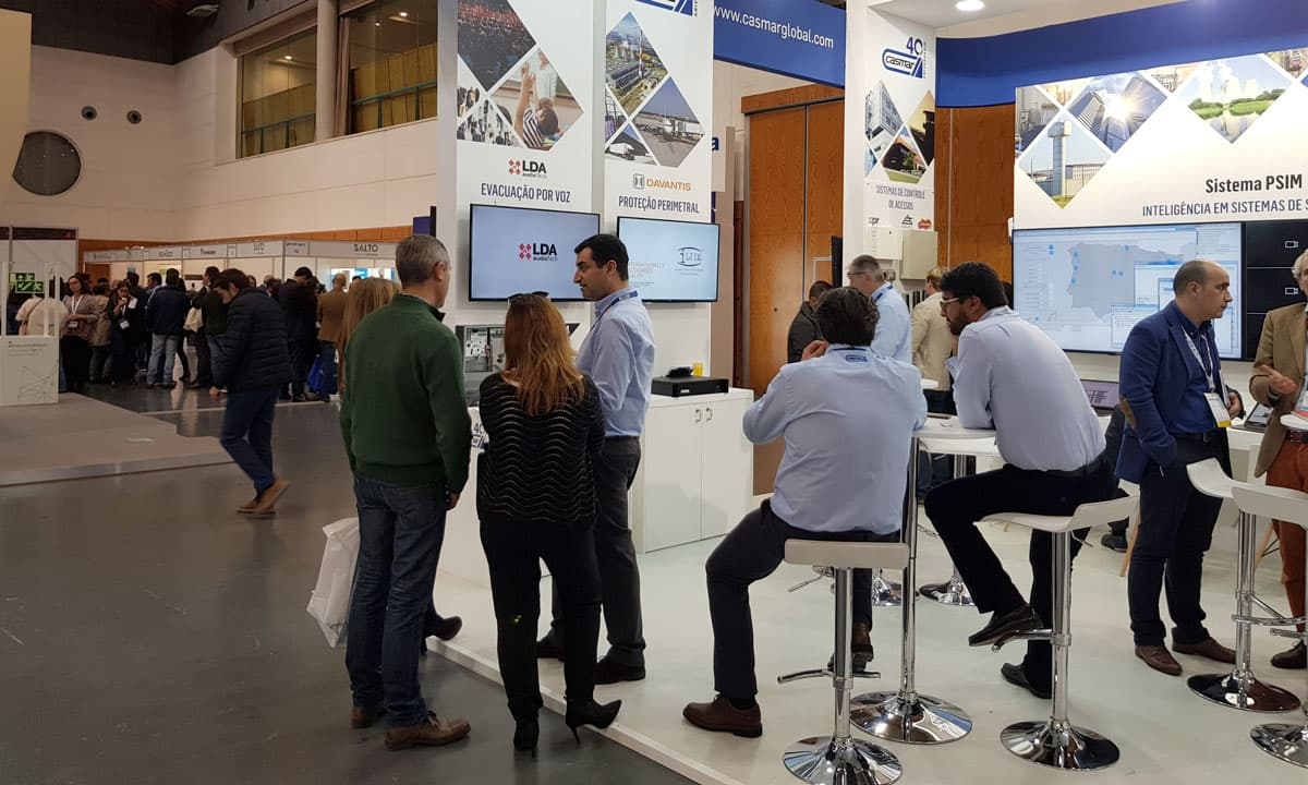 LDA trade fair Portugal Proteger 2018