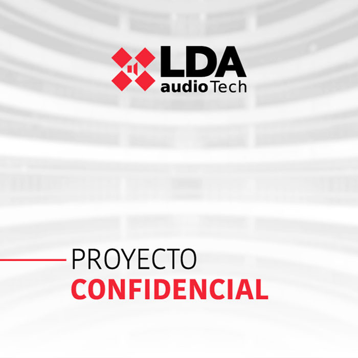 Referencia LDA Audio Tech confidencial