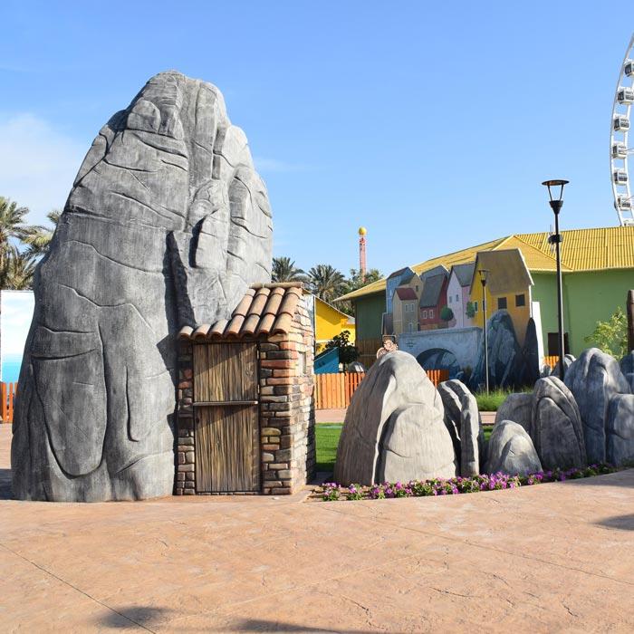 Parques de ocio Al Montazah Sharjah