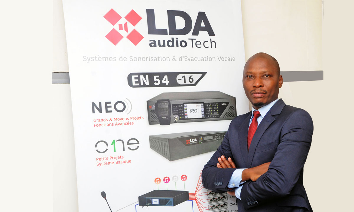 LDA Audio Tech oficina comercial
