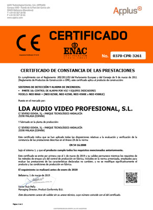NEO-Extension-EN54-certificado-es