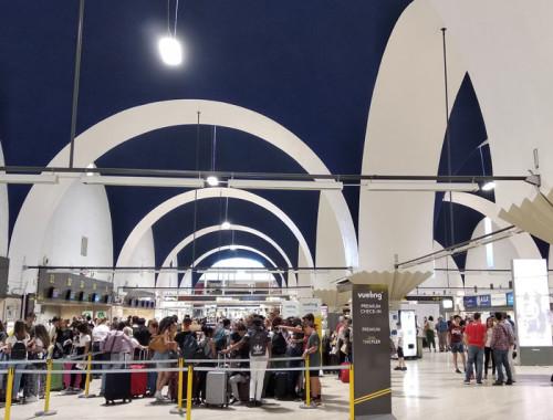 Aeropuerto de Sevilla LDA Audio Tech