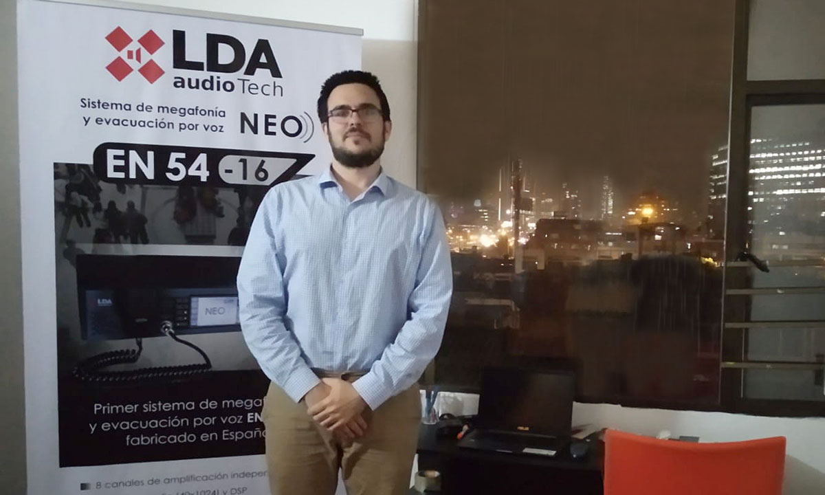 LDA Colombia commercial office