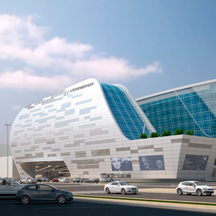 Doha Mixed Use Airport Road LDA