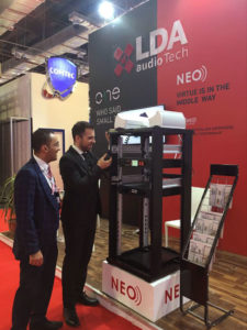 LDA Audio Tech Cairo ICT
