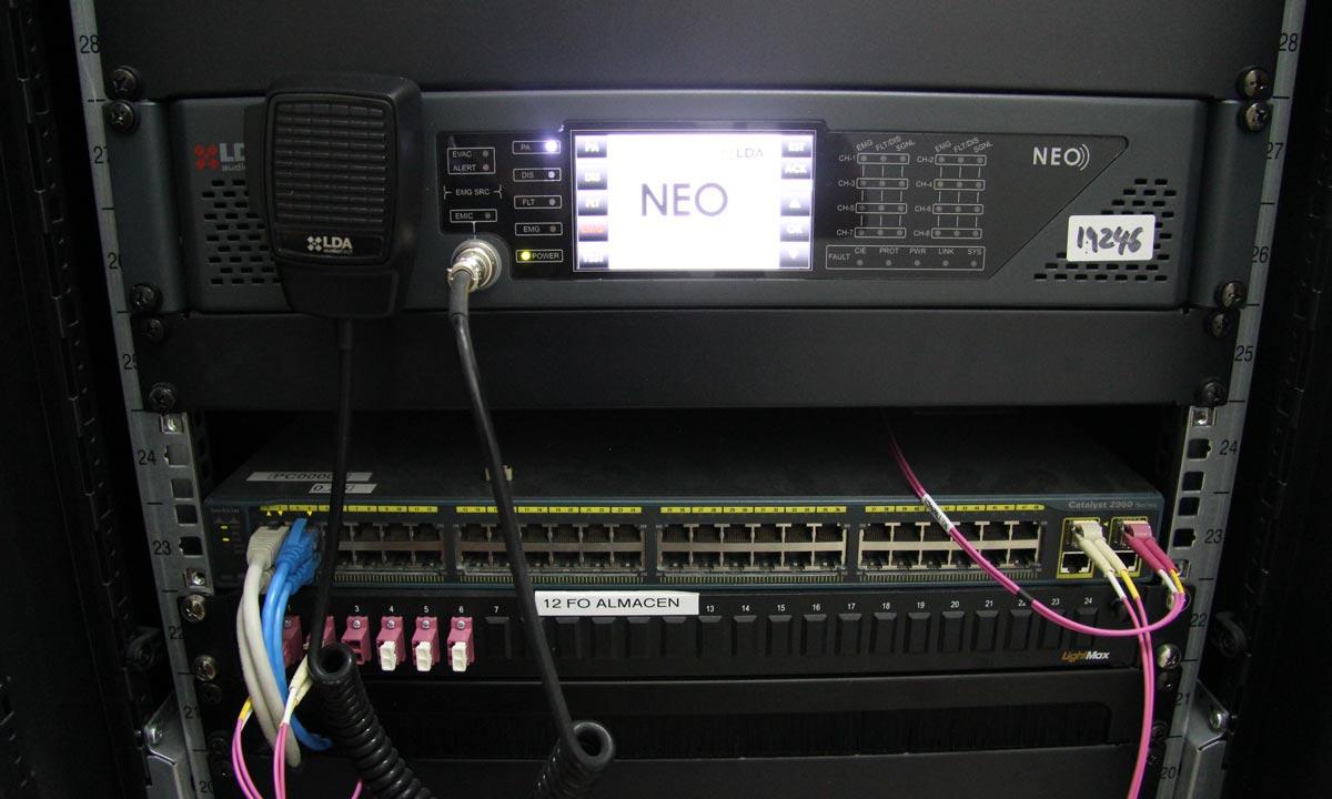 IFEMA EN 54 PA/VA systems