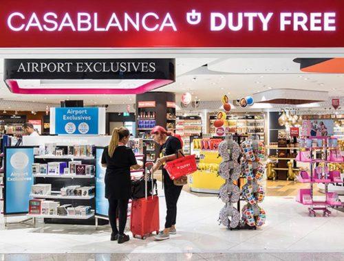 Duty free Casablanca LDA