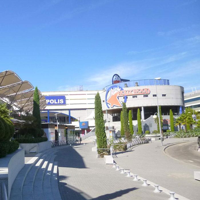 Heron Diversia Mall LDA