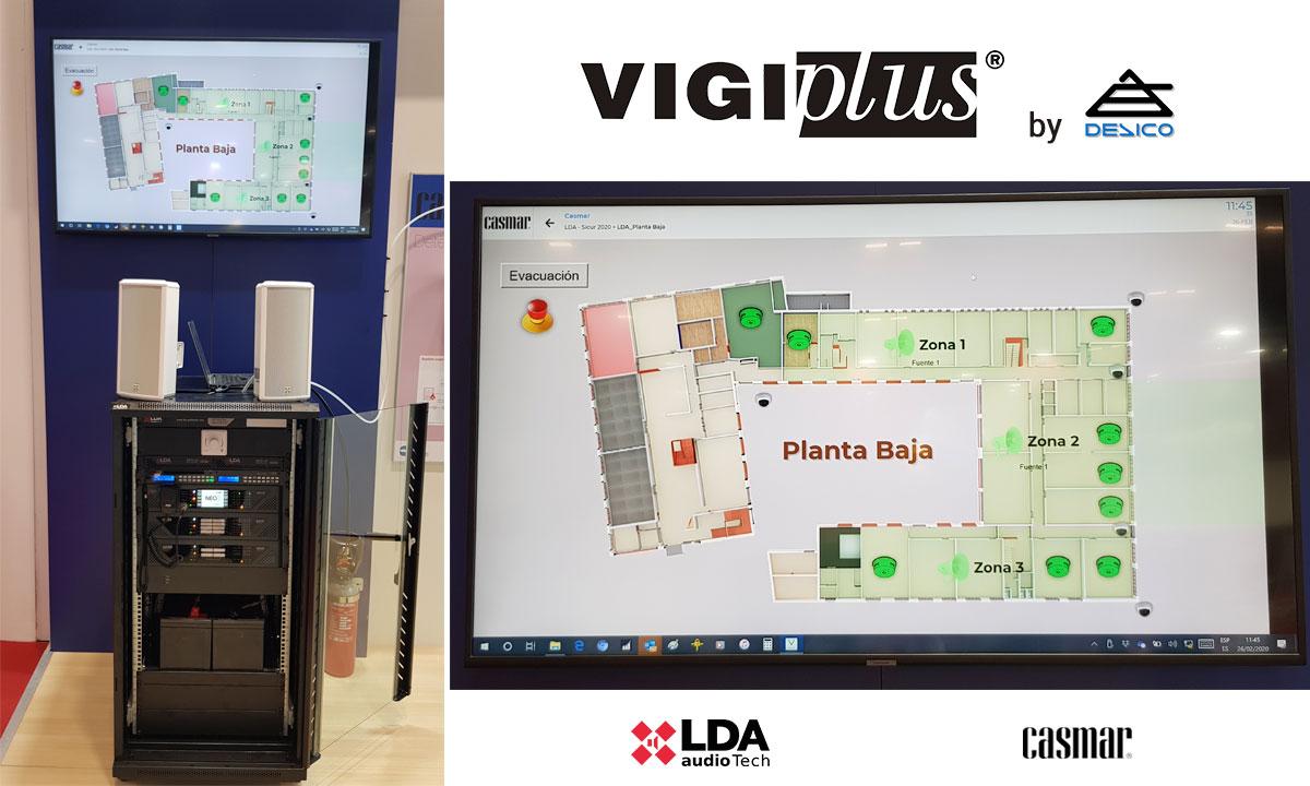 LDA en VIgiplus Desico Casmar